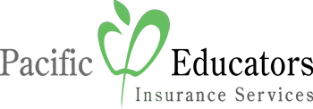 Pacific Educators Insurance Retina Logo